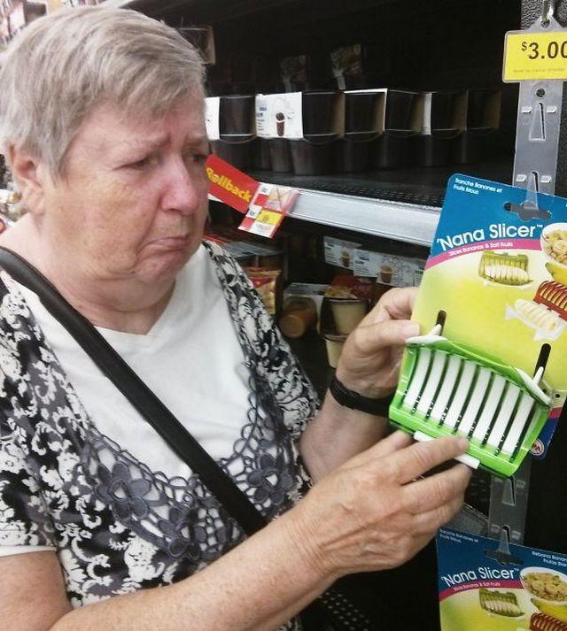 Las 11 fotos mas raras de gente en un supermercado